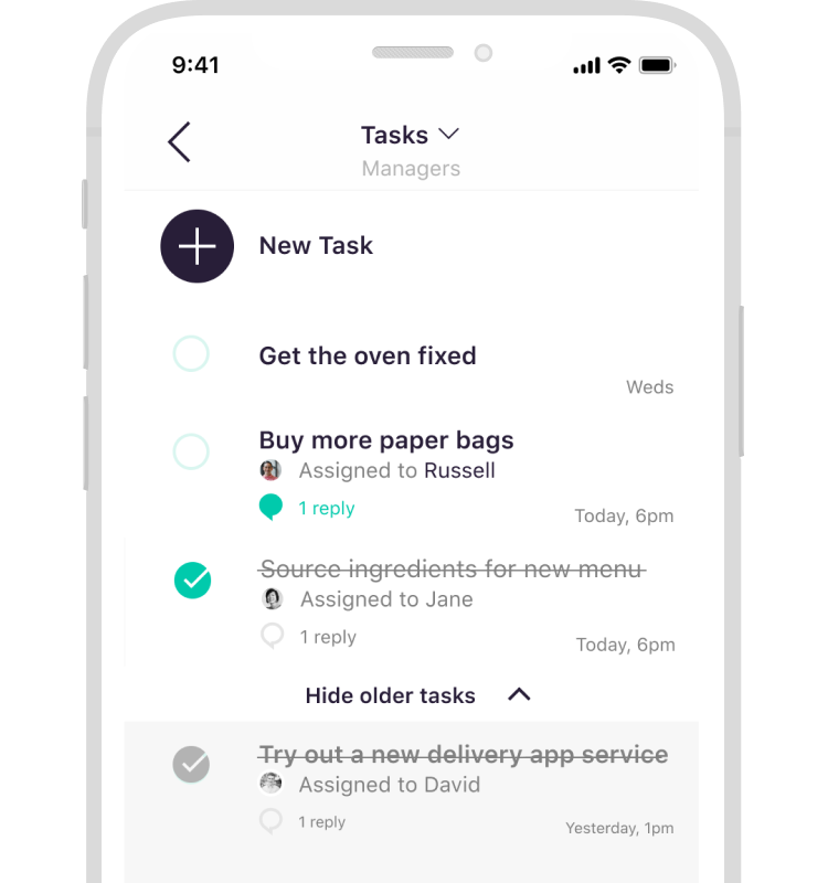 App Feature