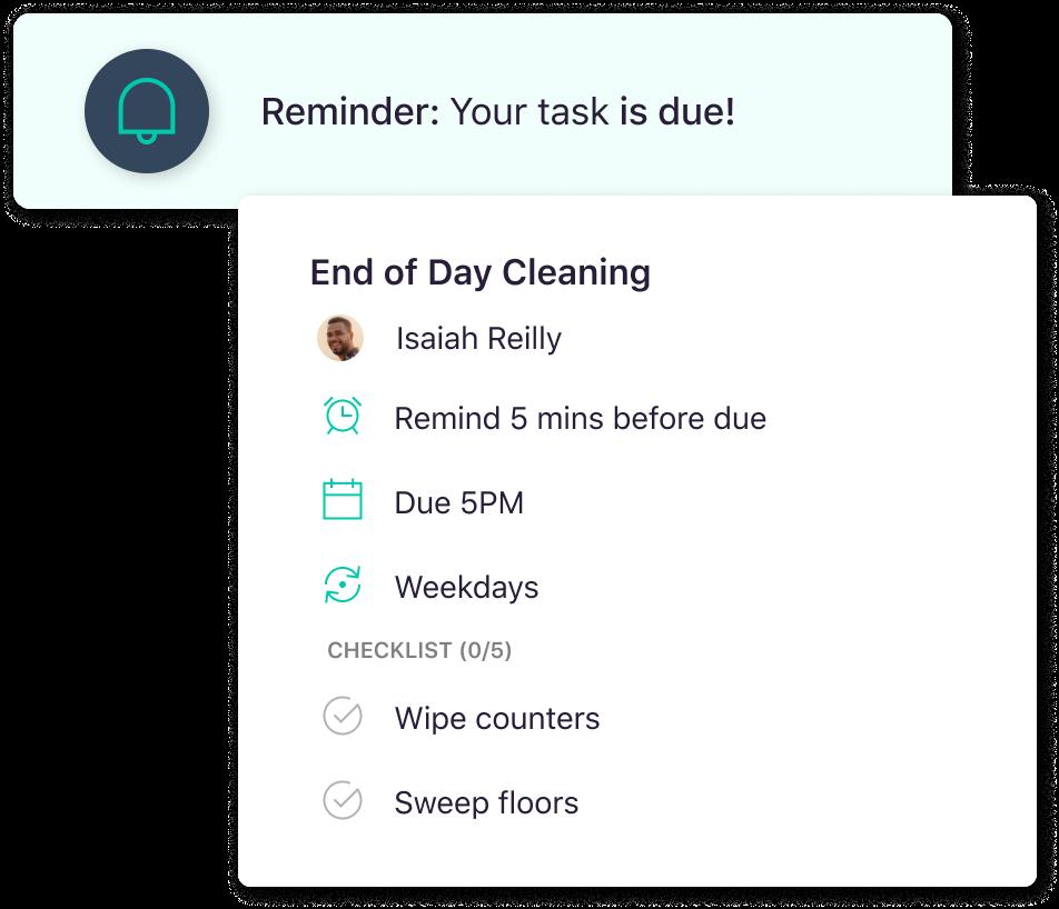 Task Reminder